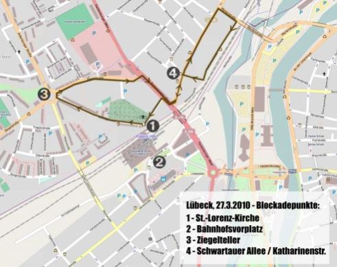 Aktionskarte Lübeck 27.3.2010